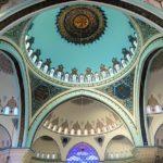 Particolare della Moschea Blu