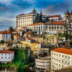 Veduta di Porto