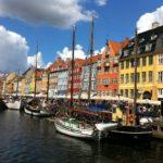 Nyhavn a Copenhagen