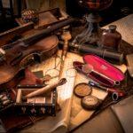 Ricostruzione presso lo Sherlock Holmes Museum