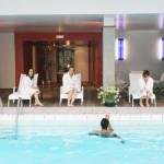 La piscina del castello