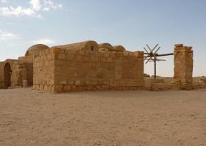Castelli Nel Deserto: Qasr Amra, Qasr Al-kharana, Qasr Al-azraq.jpg