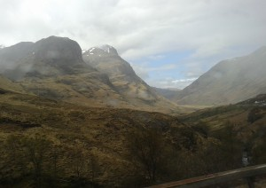 Fort William - Glencoe - Callander - Edimburgo (205 Km / 2h 50min) - Edimburgo (volo) Italia.jpg