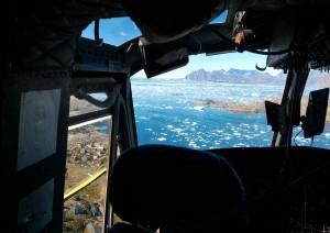 Reykjavík (volo) Kulusuk (elicottero) Tasiilaq.jpg