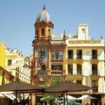 In giro per Siviglia