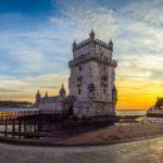 La torre di Belem, simbolo della partenza e delle scoperte verso nuovi mondi