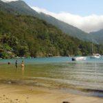 Spiaggia a Ilha Grande