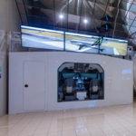 Simulatore sala demo 1