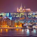 La romantica Praga