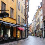 Gamla Stan a Stoccolma