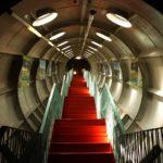 Interno dell'Atomium