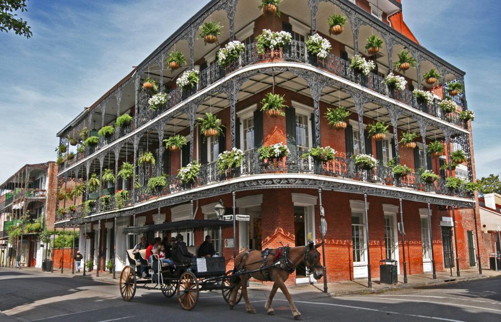 Posti migliori per agganciare a New Orleans