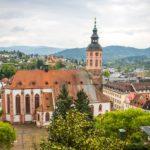 Veduta di Baden-Baden