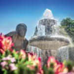 Fontana a Baden-Baden