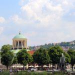 Schlossplatz a Stoccarda