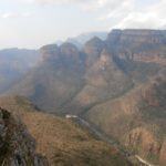 I 3 Rondavels e il Blyde River Canyon