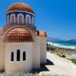 Monastero a Creta