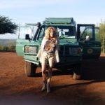 Fotosafari in jeep