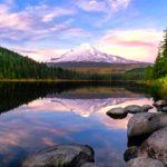 Paesaggio dell'Oregon