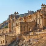 Amber Fort di Jaipur