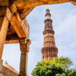 Qutub Minar a Delhi