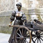 Statua Molly Malone