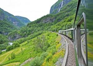 Bergen (barca) Flåm (trenino) Myrdal (treno) Oslo.jpg