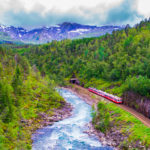 Ferrovia Oslo-Bergen