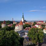 Veduta di Tallinn