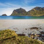 Panorama delle isole Lofoten