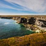 Inishmore, la più grande delle isole Aran