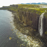 Kilt Rock sull'isola di Skye