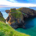 Carrick-a-Rede rope bridge (ponte di corda)
