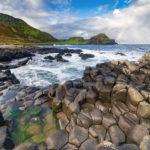 Formazioni basaltiche di Giant's Causeway