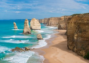 Melbourne - Great Ocean Road - Melbourne (455 Km).jpg