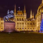 Atmosfera natalizia a Budapest
