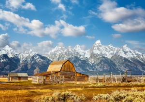 Salt Lake City - Grand Teton Np (460 Km / 4h 50min) - Jackson (35 Km / 1h 10min).jpg