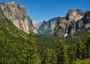 San Francisco - Yosemite Np - Coulterville (409 Km).jpg