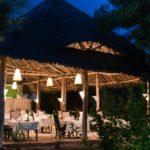 Gli spazi comuni del Villa Kiva