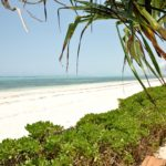 La spiaggia del Villa Kiva