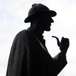 Statua di Sherlock Holmes