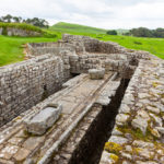 Resti del forte romano di Housesteads