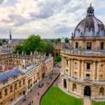 Radcliffe Camera di Oxford