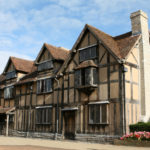 Casa natale di William Shakespeare a Stratford-upon-Avon