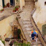 Camminate a Matera