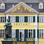 Statua di Beethoven a Bonn