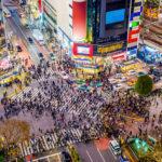 Shibuya a Tokyo