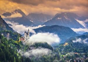 Innsbruck - Füssen - Neuschwanstein - Hohenschwangau - Wies - Rottenbuch - Bad Kohlgrub (165 Km / 2h 45min).jpg