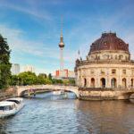 Berlino e il fiume Sprea