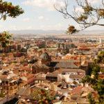 Veduta di Granada